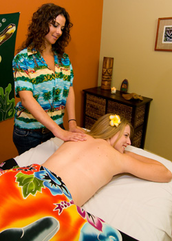 Massage in Phoenix, AZ day spa