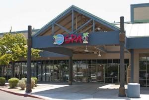 Front of Hawaiian Experience Spa Chandler, AZ