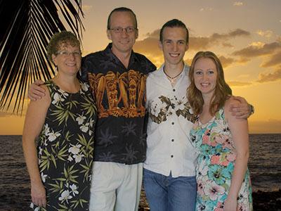 Owner of Hawaiian Experience Spa - Ibachs