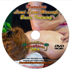 Image of Lomi Lomi Massage training DVD