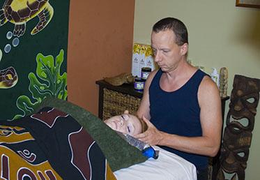 Woman experience body wrap in Phoenix day spa